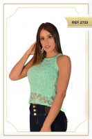 Blusa-Colombiana-Sin-Mangas-Azul-2733-D