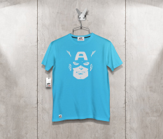 T-shirt capitanamerica front