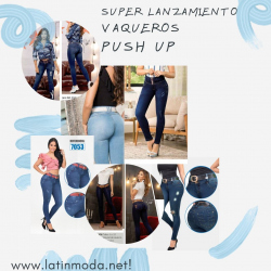 SUPER LANZAMIENTO - VAQUEROS PUSH UP BOUTIQUE 29-01-20