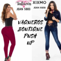 VAQUEROS BOUTIQUE PUSH UP