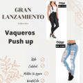 VAQUEROS PUSH UP